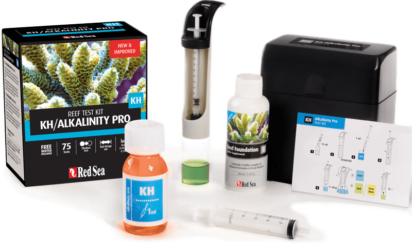Red Sea Alkalinity Pro-High Accuracy Test Kit